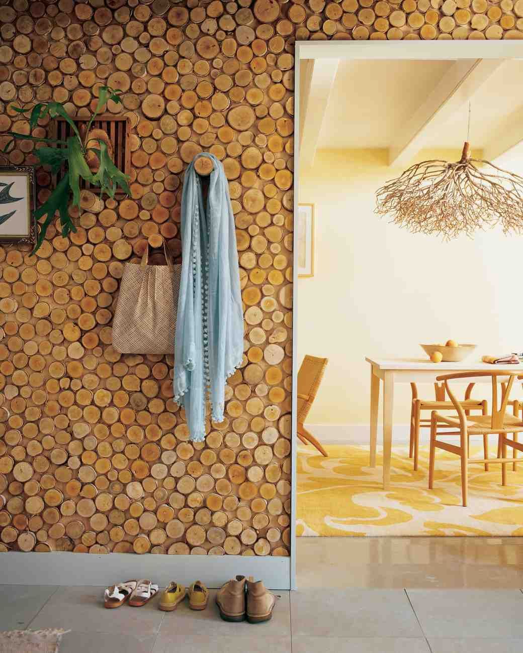 Wall Art: un mosaico in legno di betulla - Design Miss