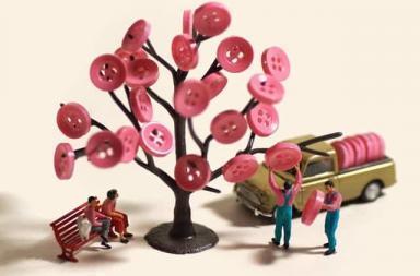 Le sorprendenti illustrazioni di Tatsuya Tanaka
