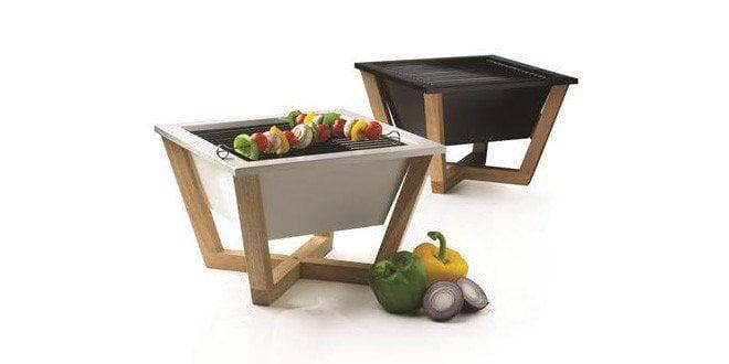 Arredare l esterno con un barbecue di design design miss - Barbecue di design ...