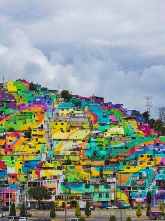 Arte e colori in Messico