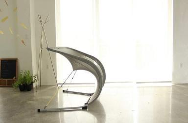 Sedia di design Suzak, comodità e stile dentro e fuori casa
