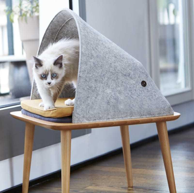 cuccia-gatto-the-bed