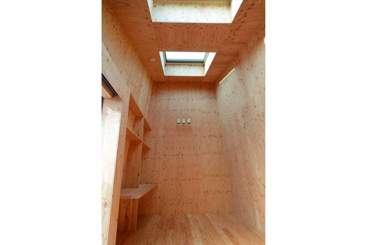 monolocale-legno