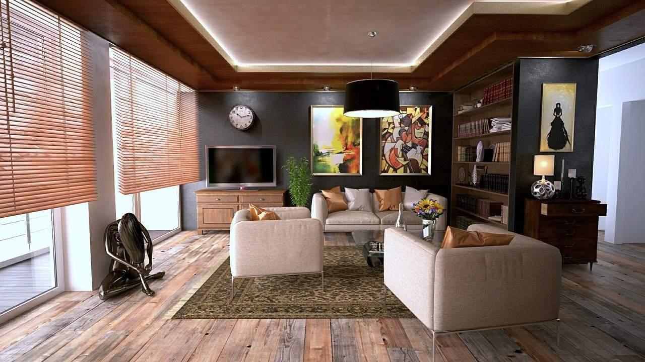Una zona living accogliente e funzionale design miss for Zona living design