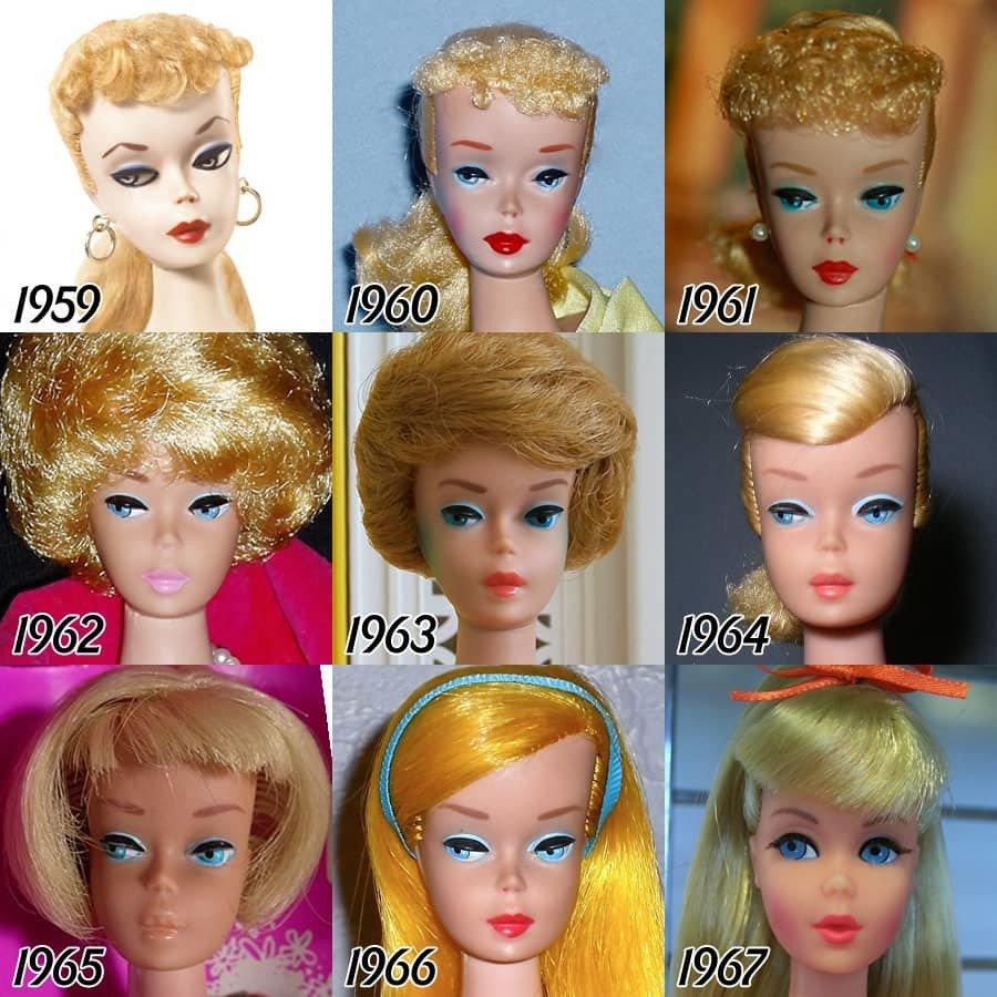 barbie-look