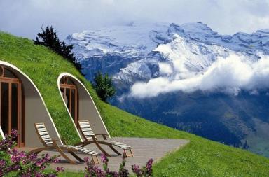Casa nascosta nel verde: un sogno che diventa realtà