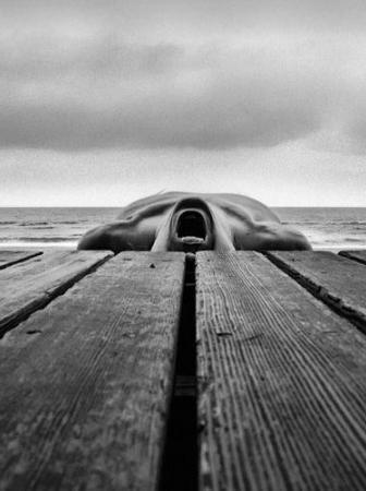 Self-portrait, le fotografie surreali di Arno Rafael Minkkinen