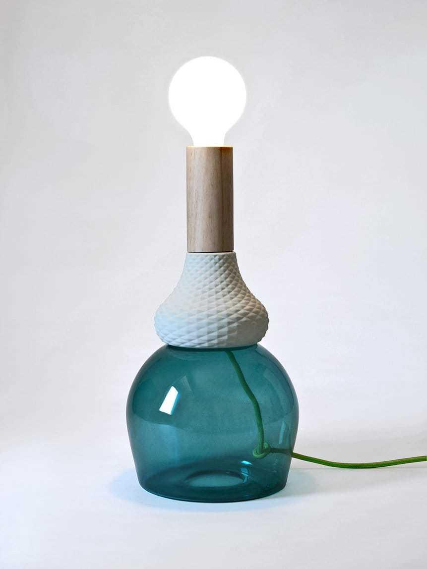 Lampade ispirate alle opere di Giorgio Morandi - Design Miss