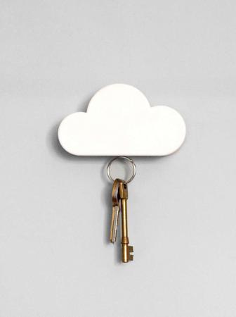 Portachiavi da muro Cloud Keyholder