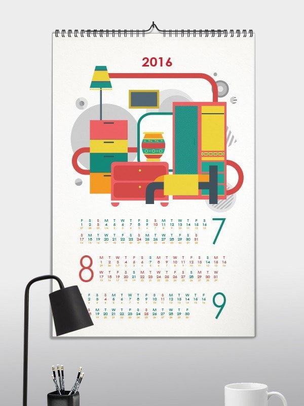 calendari-grafiche