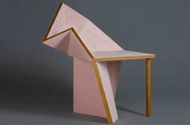 Origami e design nelle creazioni di Aljoud Lootah