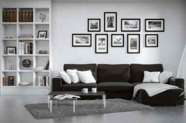 Dai rivestimenti agli stickers, idee di design per decorare le pareti