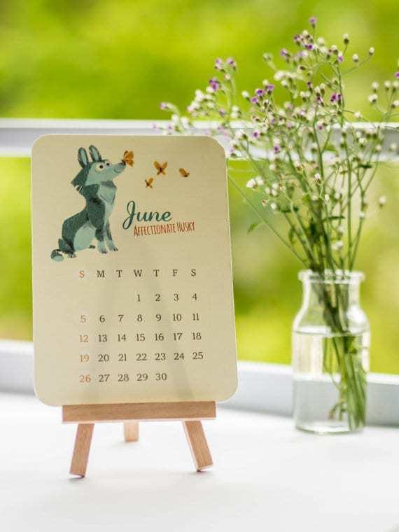 dog-calendar