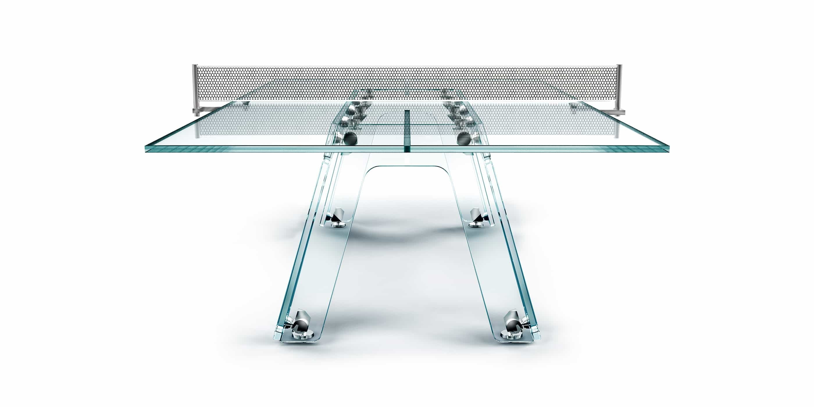 Lungolinea il ping pong si veste di eleganza design miss - Tavolo da ping pong amazon ...