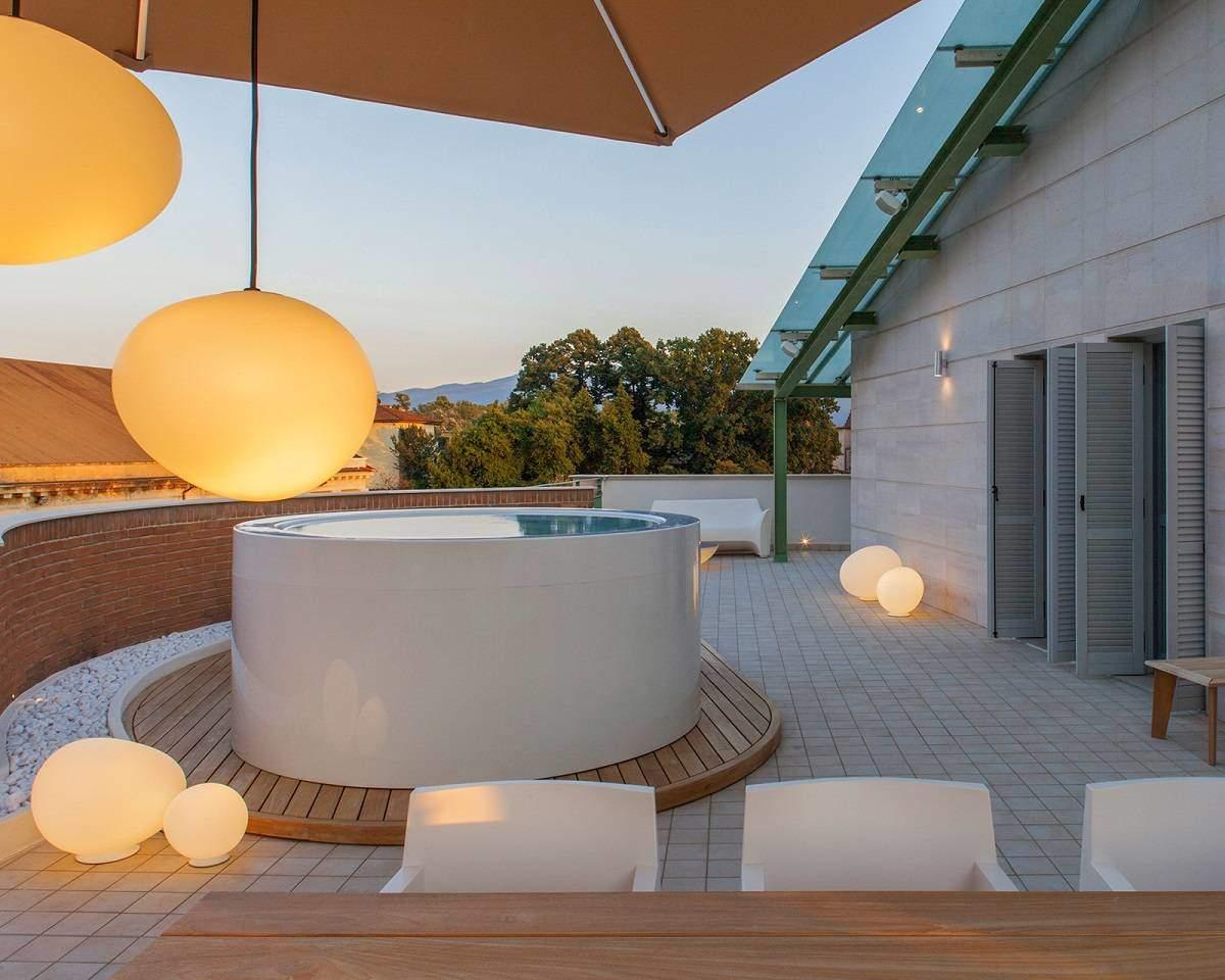 Una residenza di lusso nel cuore dell'arborato cerchio   design miss