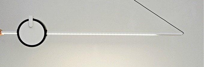 led-sospensione