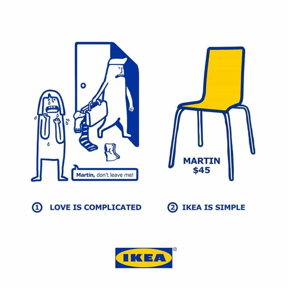 sedia-IKEA