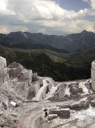 Carrara Thermal Baths, un concorso per la riqualificazione ambientale