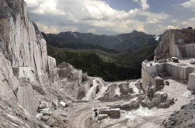 Carrara Thermal Baths, un concorso per la riqualificazione ambientale