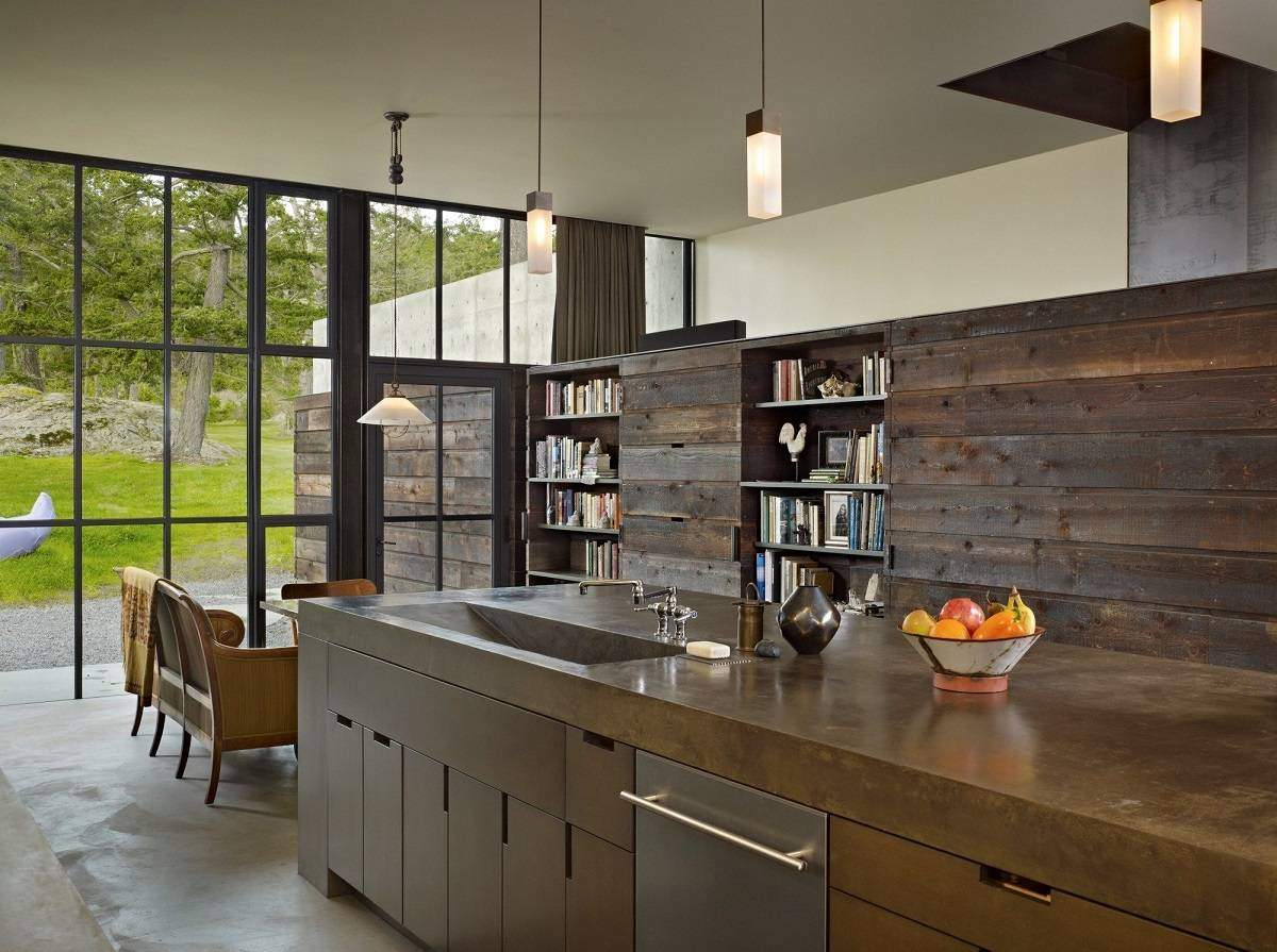 cucina-rifugio