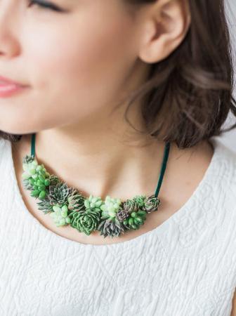Eco-gioielli per spose green
