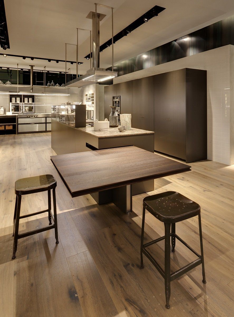 Ernestomeda presenta k lab e reinterpreta soul e icon for Areazione cucina