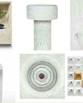 La Collezione 10 di Alfa Marmi in esposizione per Wine&Thecity