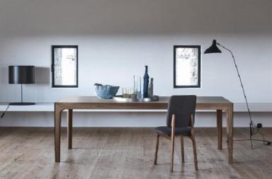 Amalong, il nuovo tavolo di Bross è disegnato da Giulio Iacchetti
