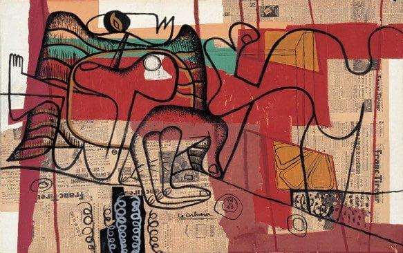 LeCorbusier_Je revais_1963