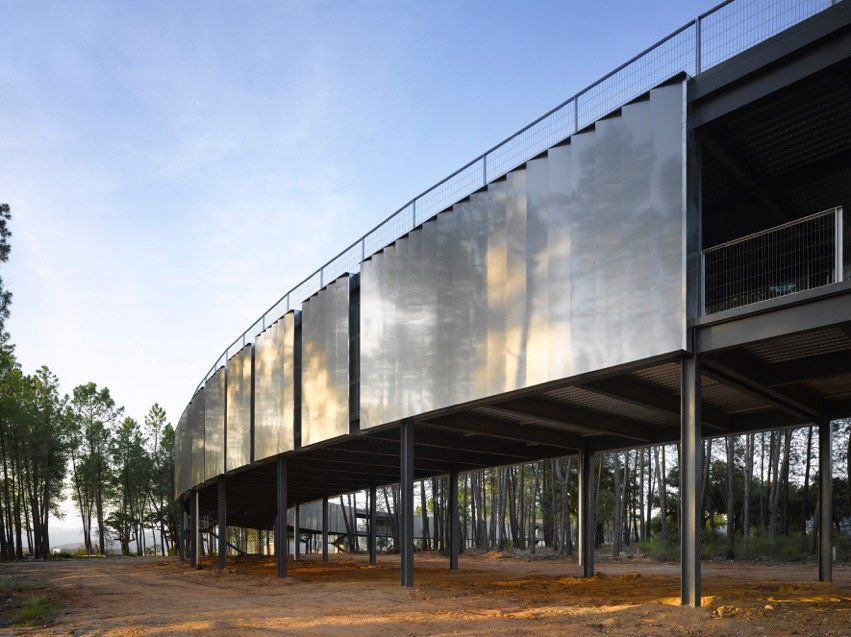 Swiss_Architectural_Award_Jose Maria Sanchez Garcia_Centre_The_Ring Photo_Roland_Halbe.