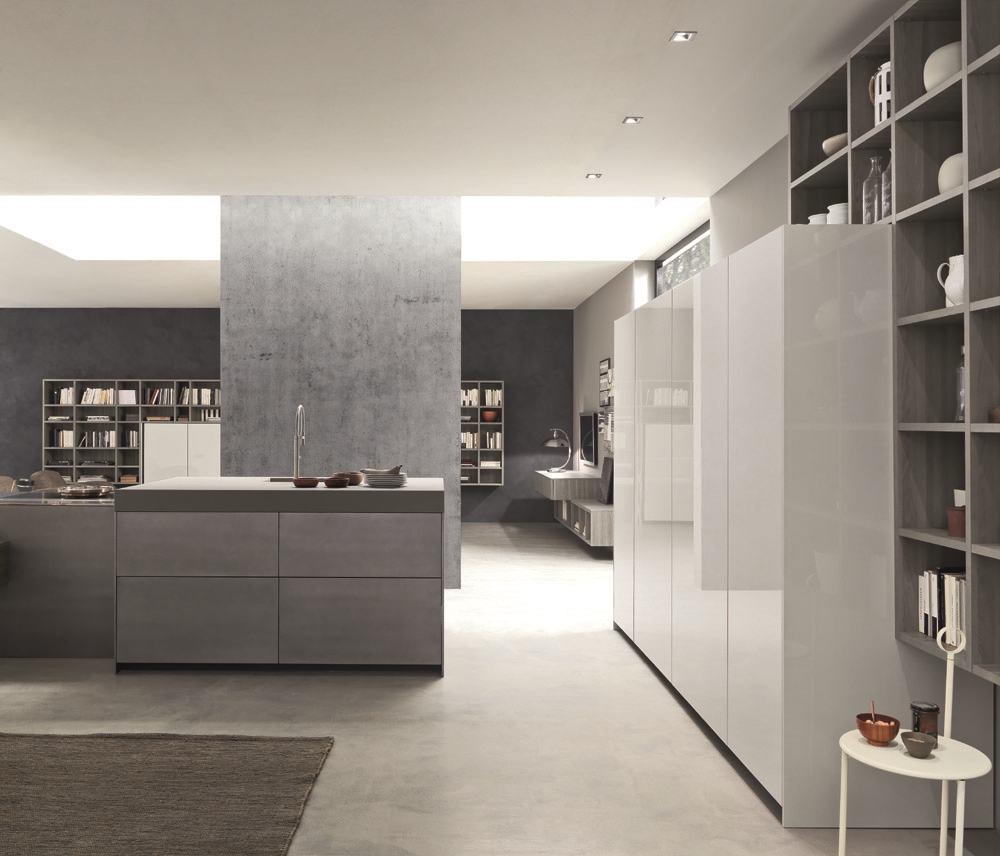 Zona Living Arredamento.Segno Living Kitchen Design Miss