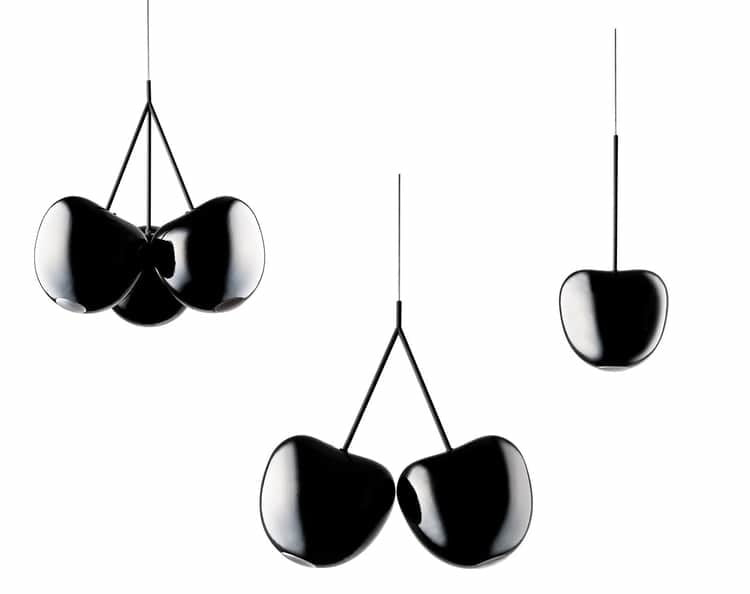 cherry-lampada-sospensione-nera