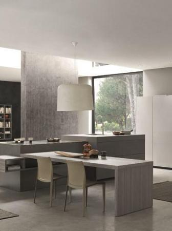Segno, living kitchen