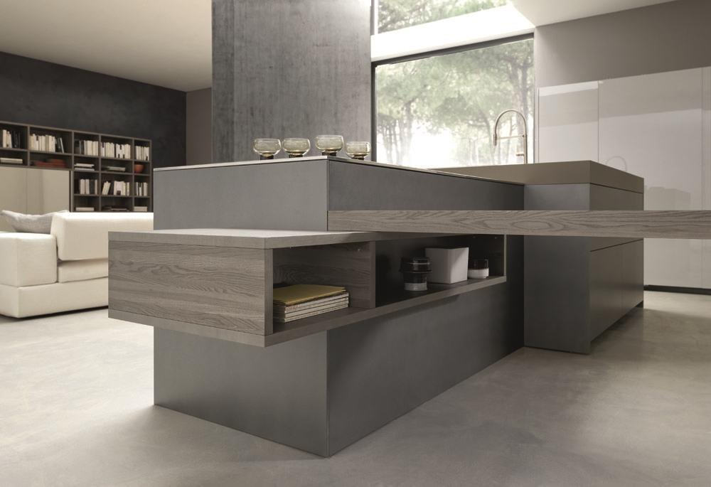 Segno Living Kitchen Design Miss - Vibo Accessori Cucina - Nukelol.com