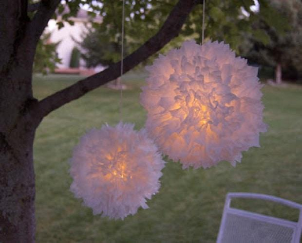 decorazioni giardino idee fresche chic : decorazioni-giardino