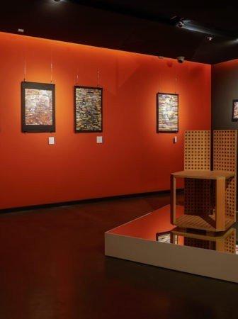 Arte e design alla mostra collettiva a/maze, emotional mapping