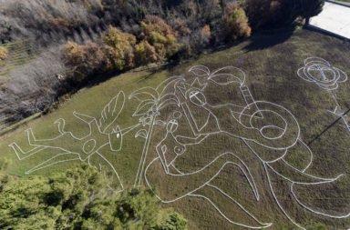 L'arte di Yona Friedman veste l'Abruzzo