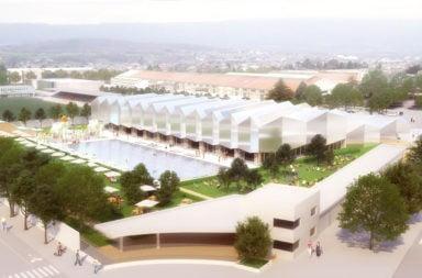 Une nouvelle piscine à Chambéry