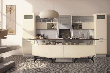 cucine-anni50-ST LOUIS in bianco