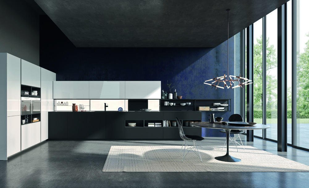 Comprex nanotech e design in cucina design miss - Cucine high tech ...