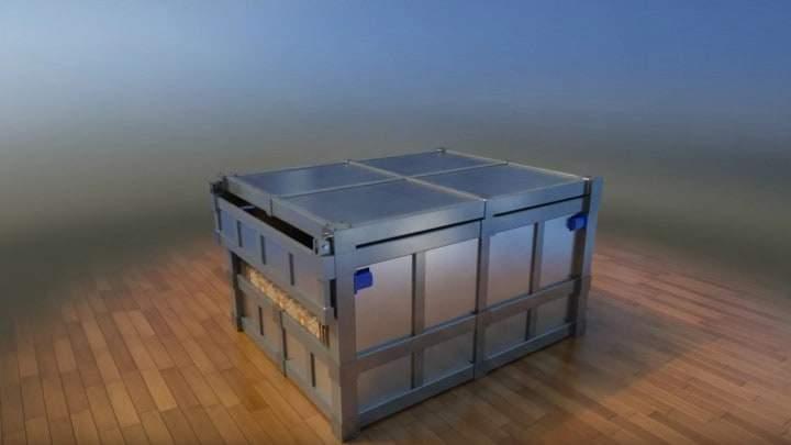 Bunker terremoto design miss - Letto anti terremoto ...