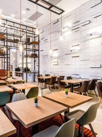 Alma Design arreda l'Hotel Moments a Budapest