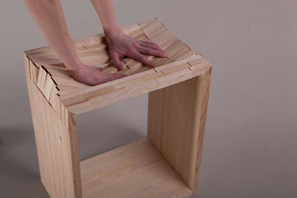 Sgabello In Legno Design : Sgabelli design legno design miss