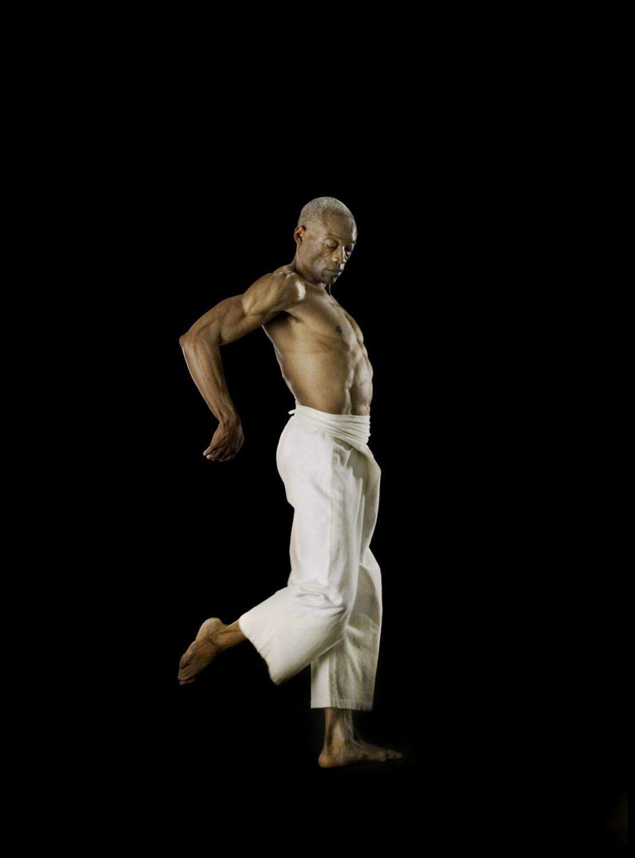Dancer_Bill T Jones. DAVID MICHALEK: SLOW DANCING