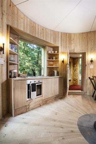 thewoodsmans-treehouse-cucina