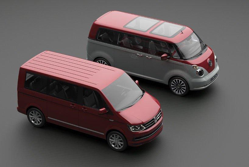 Remake Volkswagen T1
