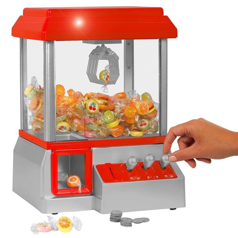 Macchina pesca caramelle: un angolo di Luna Park in casa