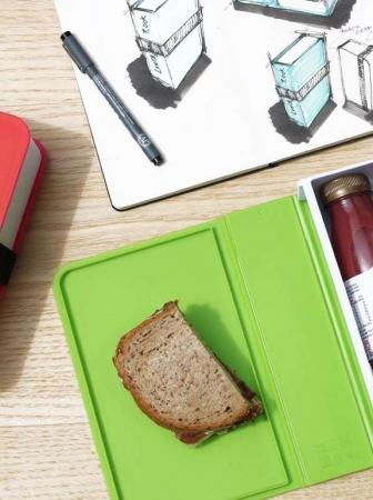 Contenitore porta pranzo Lunch Box Book