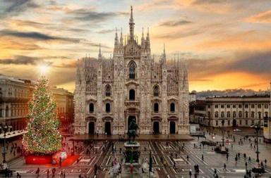 Milano si prepara alla magia del Natale