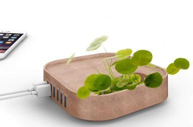Multipresa USB per lavoratori green